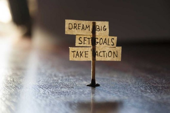 New Years Day 2015 – Dreams, Goals and Action