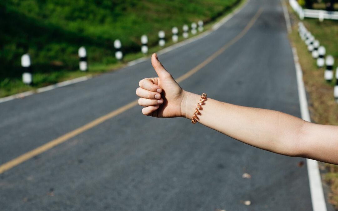 Six ways to ride through life's tougher times