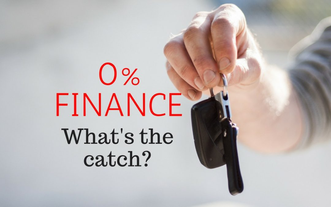 The truth about 0% car finance offers