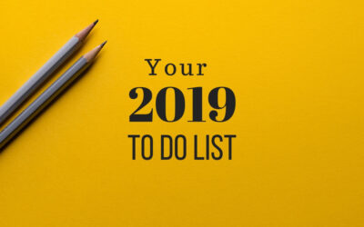 Improve your finances one month at a time with this 2019 to-do list