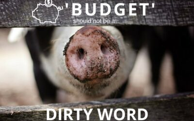 'Budgeting' shouldn't be a dirty word. Here's why…
