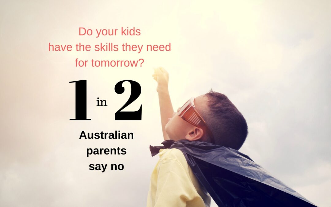 Do your kids have the skills they need for tomorrow?