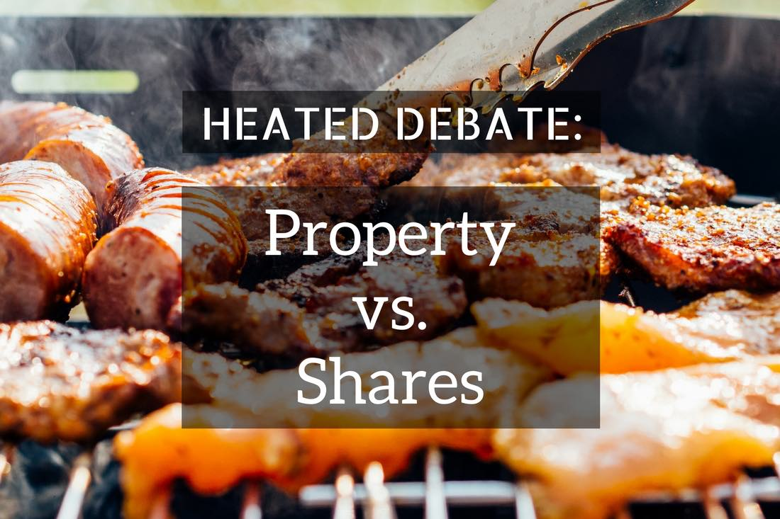 Shares vs Property: the pros and cons breakdown